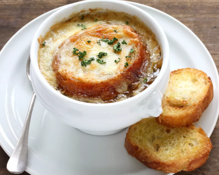 французский луковый суп классический рецепт