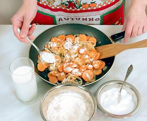 Картофельно-морковный суп-пюре