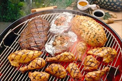 Блюда из мяса птицы