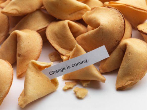 Китайские печенья с предсказаньями