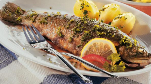 Блюда из рыбы: преимущества выбора