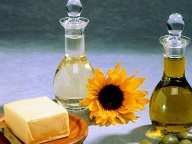 Использование масел и жиров в приготовлении