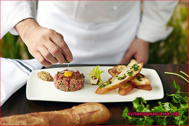 Пять секретов для приготовления кулинарных блюд