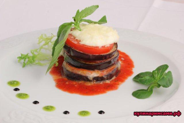 Баклажаны «Пармеджано» по-итальянски
