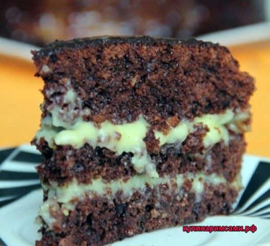 Сумасшедший пирог (Crazy Cake)