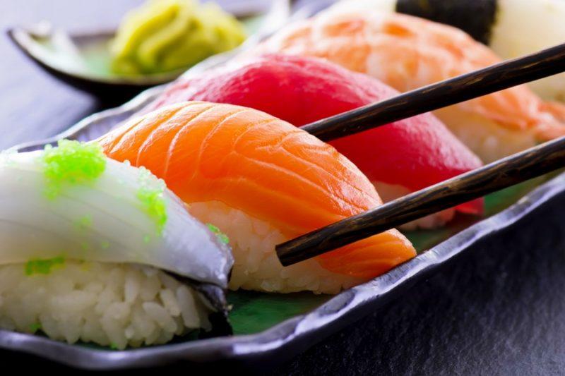 Доставка суши и роллов в Самаре