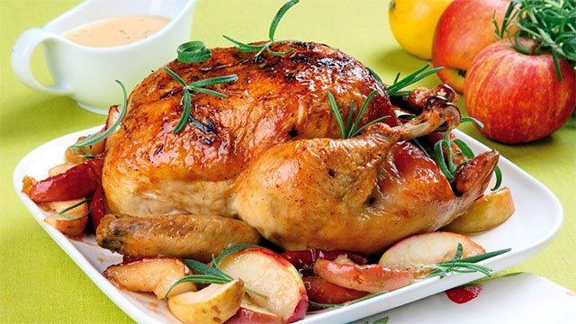 Как приготовить курицу с яблоками?Как приготовить курицу с яблоками?