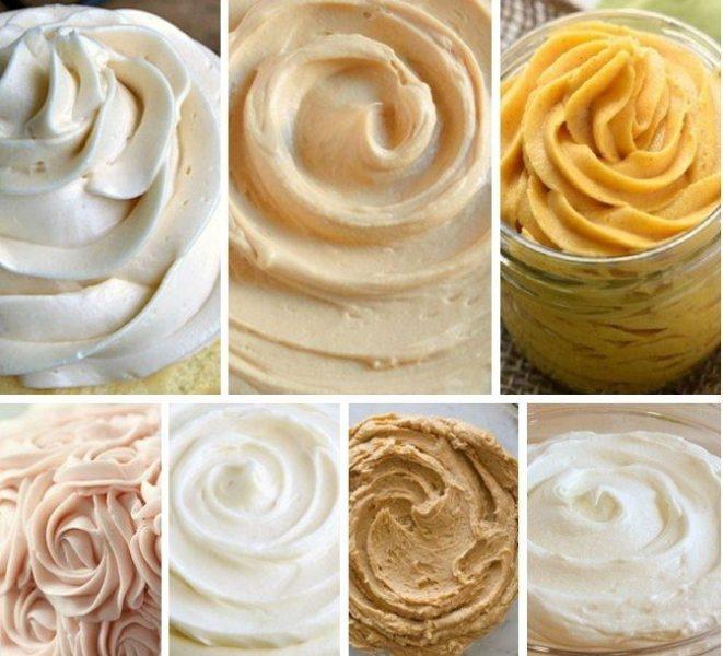 8 самых простых кремов для тортов и других десертов