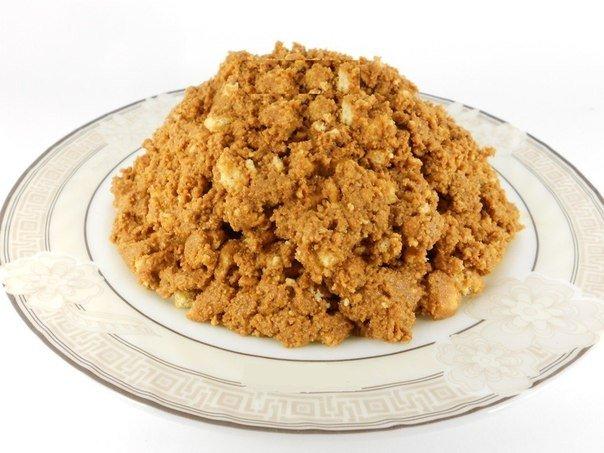 Как приготовить торт Муравейник за 10 минут?