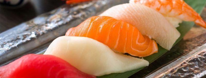 Японская еда с доставкой на дом