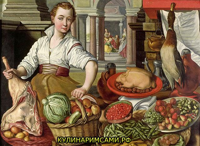 Что ели французские крестьяне в 17 веке?