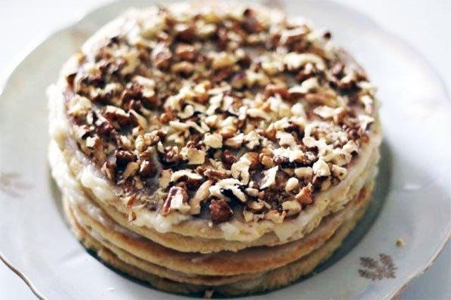 Вкусный торт за полчаса