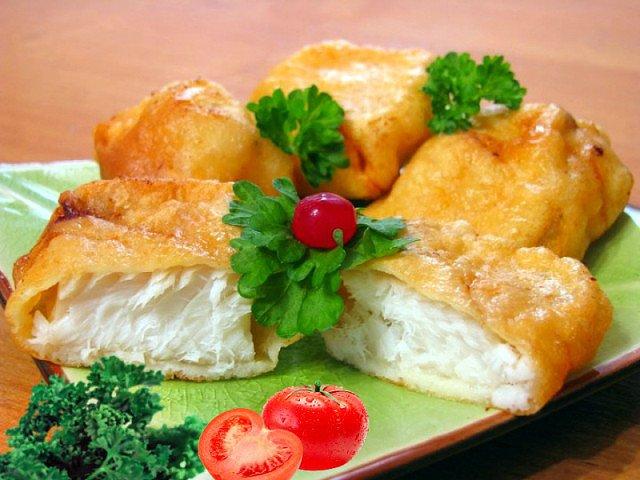6 рецептов кляра для жарки рыбы