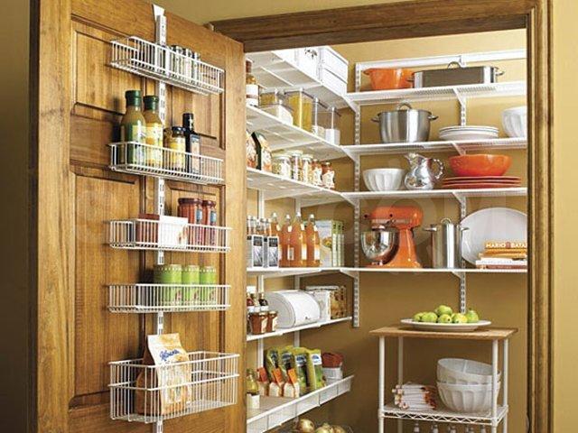 5 идей для оптимизации хранения утвари на маленькой кухне